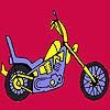 игра Быстро труднее мотоцикл колорит