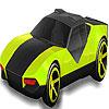 игра Быстрый роскошный автомобиль окраску