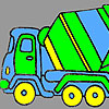 окраска грузовиков