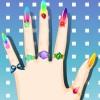 игра Мода Дизайн ногтей