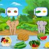 игра Feed The Baby Elephants