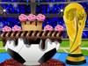 игра ФИФА торт декор