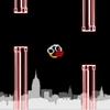 игра Flappy Неон
