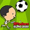 игра Flick Headers Euro 2012