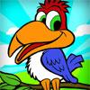 игра Дискеты попугай