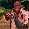 игра Форрест офицер зомби съемки