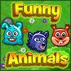 игра Веселые животные