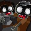 игра Полный дом зомби