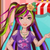 игра Funny Girl Hairstyle