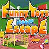 игра Забавные игрушки номер побег