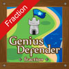 игра Genius Defender Fraction