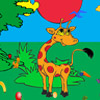 игра Жираф приключение