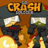 игра Перейти Crash солдат