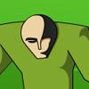 игра Зеленый иностранца