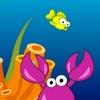 игра Счастливый мало рыбы
