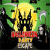 игра Хэллоуин партии побег