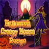 игра Halloween Creepy House Escape