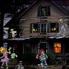 игра Страшный дом с привидениями