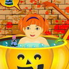 игра Хэллоуин Baby купания