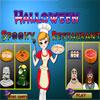 игра Жуткий Хэллоуин Ресторан