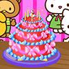 игра Привет Китти торт