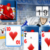игра Горячий лед пасьянс