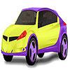 игра Окраска автомобиля горячие Пиранья