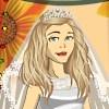 игра Праздник, свадебное платье вверх