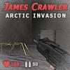 игра Джеймс гусеничные - арктические вторжения