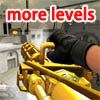 игра Король Золотой пистолет 2 больше уровней