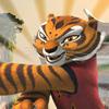 игра Кунг-фу панда мире тигрица Перейти