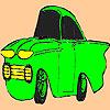 игра Немного старой окраски автомобиля
