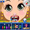 игра Маленькая девочка на стоматолога