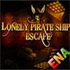 игра Одинокий пиратский корабль побег