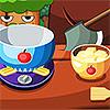 игра Делать яблочный штрудель