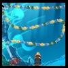 игра Мрамор Catcher глубоководных существ