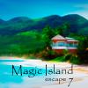 игра Волшебный остров побег 7