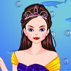 игра Mermaid Megan Dress Up