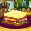 игра Morning Sandwich Decoration