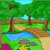 игра Nature Scenery Coloring