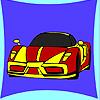 игра Новая концепция автомобиля окраску