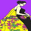 игра Ницца невеста раскраски