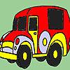 игра Старый время окраски автомобиля