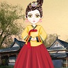 игра Oriental Girl Dress Up