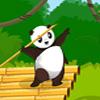игра Бросить панды
