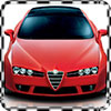 игра Parts of Picture Alfa Romeo