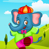 игра Pet Elephant Dress up