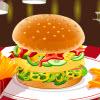игра Perfect Homemade Hamburger