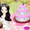 игра Идеальный свадебный торт украшение