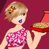 игра Бодрящего пицца одеваться